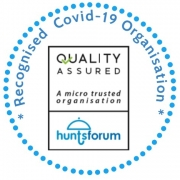HF Recognised Organisation logo
